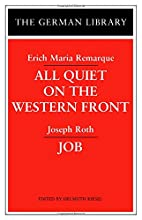 All Quiet On The Western Front / Job…