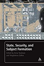 State, security, and subject formation by…