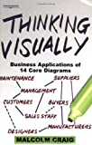 Craig, Malcolm: Thinking Visually: Business Applications of 14 Core Diagrams