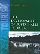 Development of Sustainable Tourism by Lars…