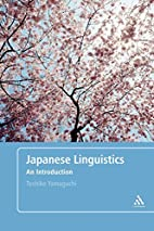 Japanese Linguistics: An Introduction by…