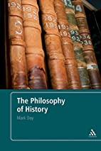 The philosophy of history : an introduction…