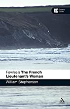Fowles's The French Lieutenant's…