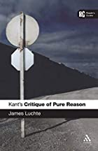 Kant's Critique of Pure Reason: A Reader's…