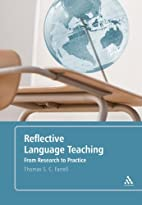 Reflective Language Teaching: From Research…