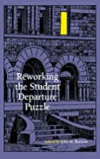 Reworking the Student Departure Puzzle by…