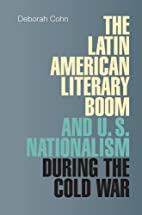 The Latin American Literary Boom and U.S.…