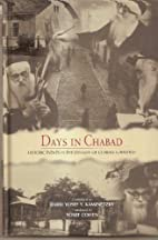 Days In Chabad: Historic Events in the…