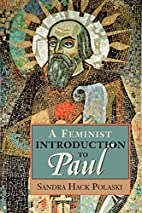 A Feminist Introduction to Paul by Sandra…