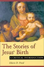 The Stories of Jesus' Birth: A Critical…