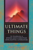 Ultimate Things: An Introduction to Jewish…