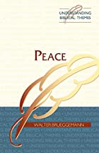 Peace by Walter Brueggemann