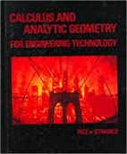 Calculus & Analytical Geometry for…