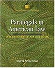 paralegals-in-american-law-delmar-lcp-series