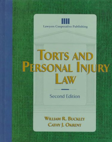 torts-and-personal-injury-law