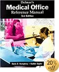 Delmar's Medical Office Reference Manual