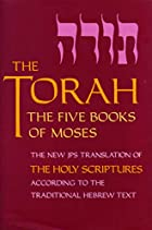 Torah: The Five Books of Moses by Harry M.…