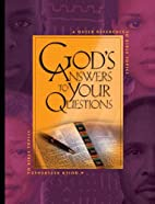 God's Answers to Your Questions by Tim…