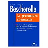 Bescherelle: Bescherelle Grammaire Allemande