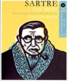 Jean-Paul Sartre: Les Mots - 5 audio compact discs (French Edition)