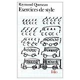 Queneau, Raymond: Exercices de Style