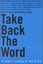 TAKE BACK THE WORD - A QUEER READING OF THE…