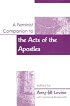 A Feminist Companion To The Acts Of The…