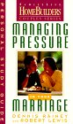 Rainey, Dennis: Managing Pressure in Your Marriage: Personal Study Guide (Family Life Homebuilders Couples (Regal))
