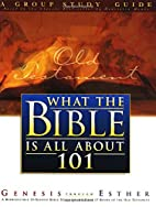 What the Bible Is All About 101 Old…