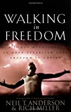 Walking in Freedom A 21 Day Devotional To…