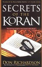 Secrets of the Koran by Don Richardson
