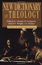 New Dictionary of Theology by David F.…