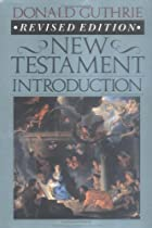 New Testament Introduction by Donald Guthrie