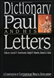 Martin, Ralph P.: Dictionary of Paul and His Letters/a Compendium of Contemporary Biblical Scholarship