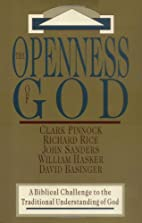The Openness of God: A Biblical Challenge to…