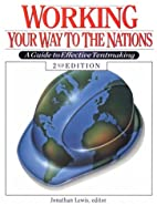 Working Your Way to the Nations: A Guide to…