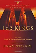 1 & 2 Kings (Apollos Old Testament…