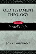 Old Testament Theology, Vol. 3:…