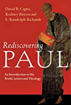 Rediscovering Paul: An Introduction to His…