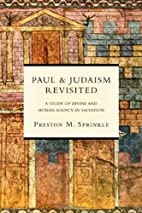Paul and Judaism Revisited: A Study of…
