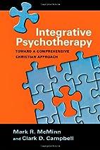Integrative psychotherapy : toward a…