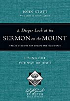 A Deeper Look at the Sermon on the Mount:…