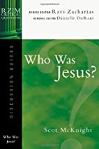 Who Was Jesus? (RZIM Critical Questions…