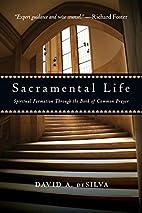 Sacramental Life: Spiritual Formation…