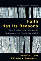Faith Has Its Reasons: Integrative…