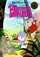 The Rescuers Down Under (Mouse Works Classic…