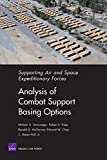 Amouzegar, Mahyar A.: Supporting Air and Space Expeditionary Forces: Analysis of Combat Support Basing Options