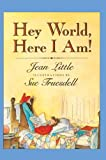 Little, Jean: Hey World, Here I Am!