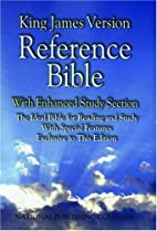 King James Version Reference Bible by Not…