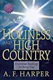 Harper, A.F.: Holiness and High Country